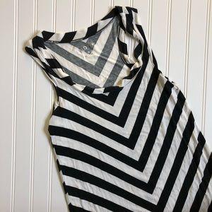 🌷Apt. 9 Chevron Maxi Dress